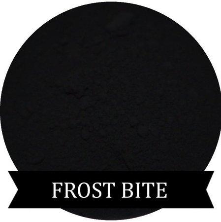 Matte Black Eyeshadow FROST BITE | Etsy