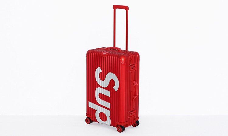 Supreme suitcase