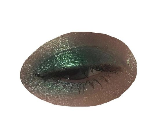 Green Shimmery EyeShadow png
