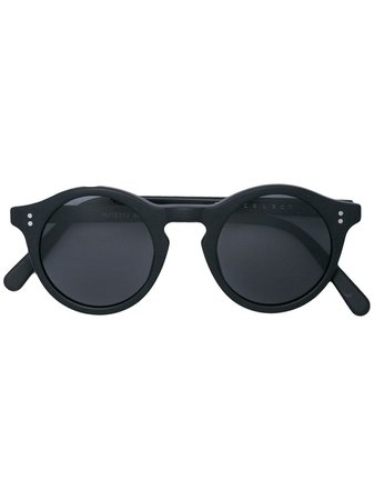 The Celect Round Frame Sunglasses - Farfetch