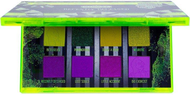 Beetlejuice Collection: Recently Deceased Eyeshadow Palette