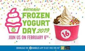 national frozen yogurt day 2019 - Google Search
