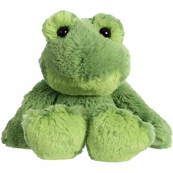Little Fernando the Stuffed Frog Mini Flopsie | Aurora | Stuffed Safari