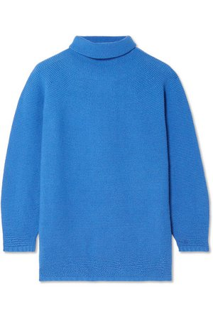 Max Mara | Wool and cashmere-blend turtleneck sweater | NET-A-PORTER.COM