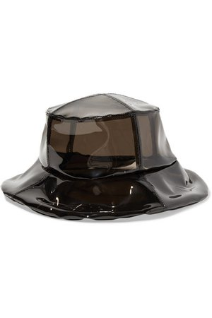 CLYDE | Vinyl bucket hat | NET-A-PORTER.COM
