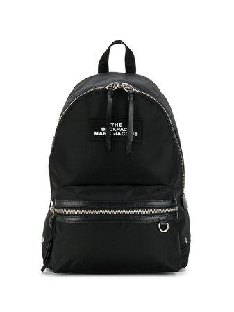 Black Marc Jacobs The Large Backpack - Farfetch