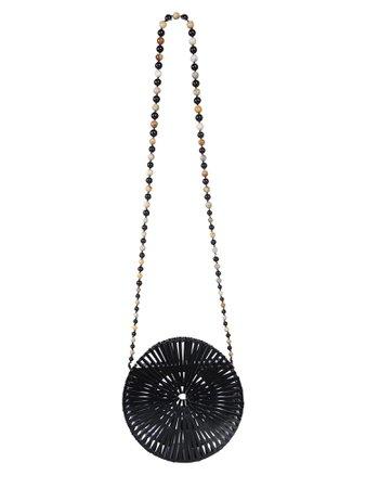 Cult Gaia Luna Shoulder Bag