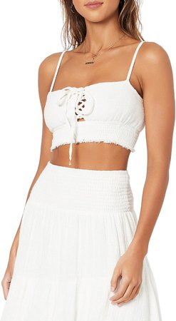 Shifting Sands Crop Camisole