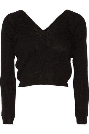 Ballet Beautiful | Wool-blend sweater | NET-A-PORTER.COM