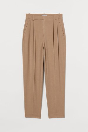 Dress Pants - Beige