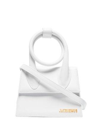 Jacquemus Le Chiquito Noeud Leather Mini Bag - Farfetch