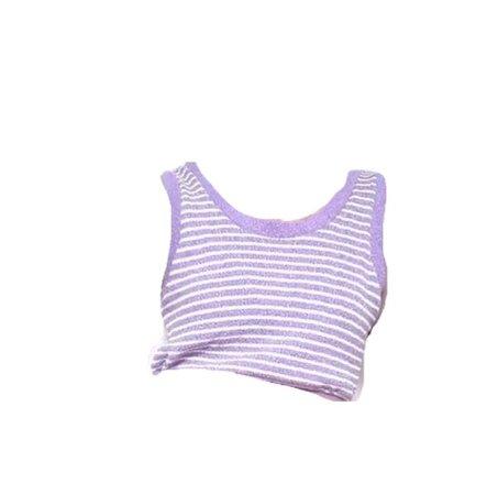 purple vest aesthetic