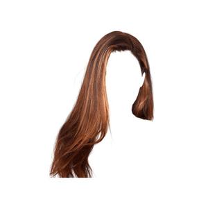 red auburn hair
