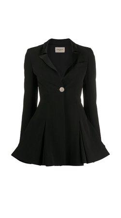 Giuseppe Di Morabito black blazer dress
