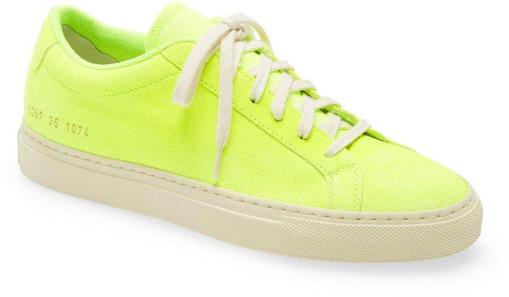 Achilles Low Top Sneaker