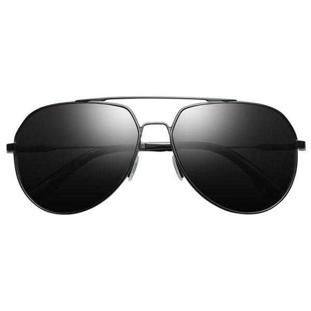 Sunglasses | Shop Women's Black Nylon Sunglass at Fashiontage | 08816-901