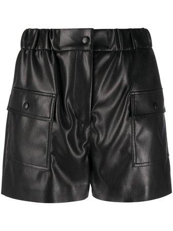 MSGM high-waisted Shorts - Farfetch