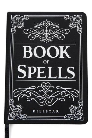 Book Of Spells Journal [B] | KILLSTAR - US Store
