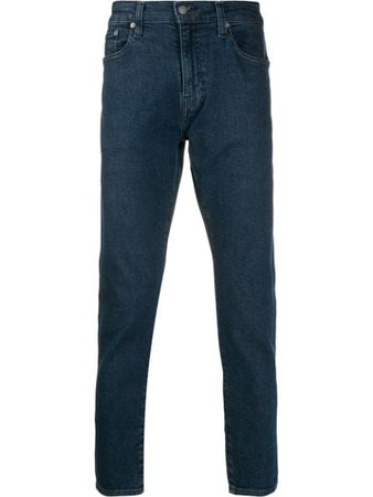 Levi's Straight Leg Jeans 288330581 Blue | Farfetch