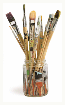 paint brushes png - Google Search