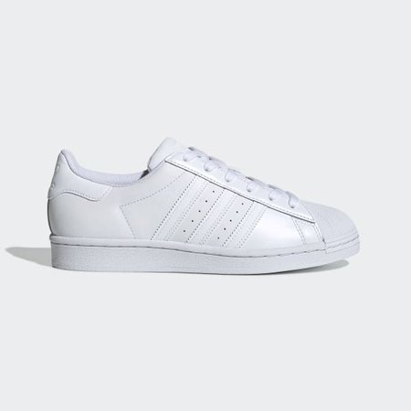 Women's Superstar All White Shoes | adidas US