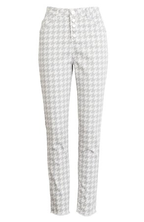 Wit & Wisdom Ab-Solution High Waist Frayed Ankle Pants   Nordstrom