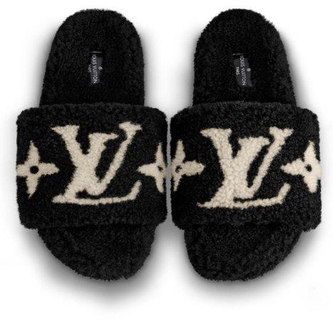Louis Vuitton Bom Dia Slides