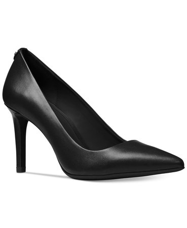 Michael Kors Dorothy Flex Pumps & Reviews - Heels & Pumps - Shoes - Macy's black