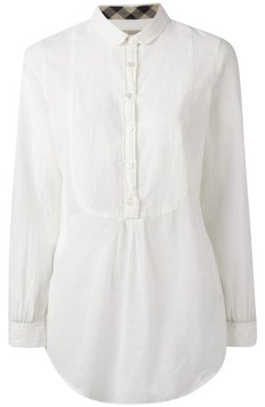burberry-brit-white-peter-pan-collar-cotton-shirt-3956510-blouse-size-4-s-0-1-650-650.jpg (425×650)