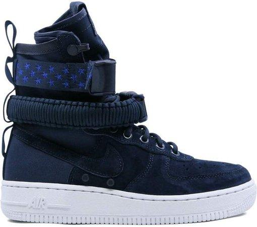 W SF AF1 hi-top sneakers