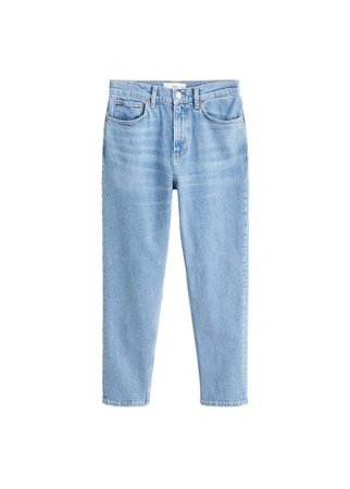 MANGO Slim-fit New Mom jeans