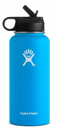 blue hydro flask - Google Search