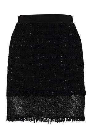 Pinko Rafforzare Tweed Mini-skirt