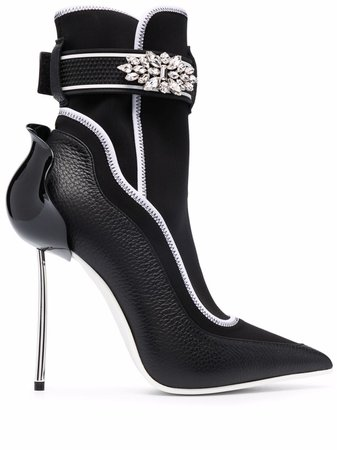 Shop Le Silla Snorkeling ankle boots with Express Delivery - FARFETCH