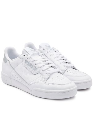 Adidas Originals - Continental 80 Leather Sneakers - white