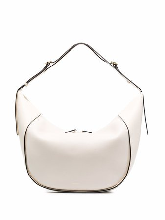 Shop Wandler Lois leather shoulder bag with Express Delivery - FARFETCH