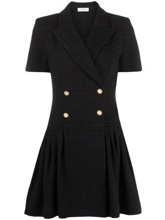 Sandro Paris Double Breasted Mini Dress - Farfetch
