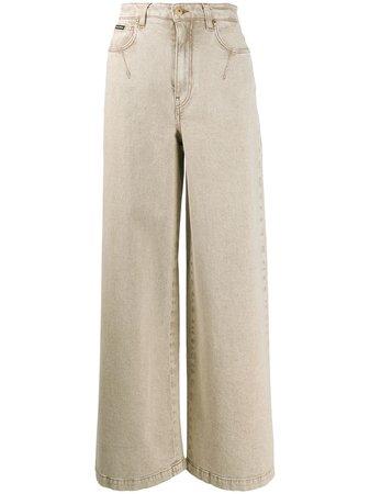Dolce & Gabbana high-rise Wide Jeans - Farfetch