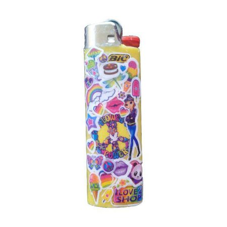 sticker lighter