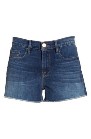 FRAME Le Cutoff Denim Shorts (Williams) | Nordstrom
