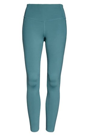 Zella High Waist Studio Lite Pocket 7/8 Leggings | Nordstrom