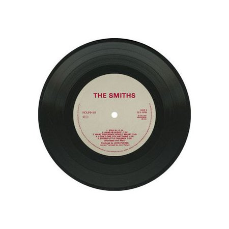 the smiths record black filler music png mood