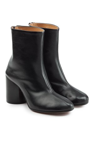 Leather Ankle Boots Gr. IT 41