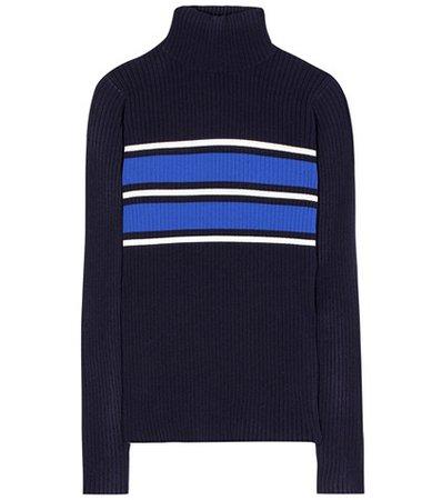 Tech Knit turtleneck sweater