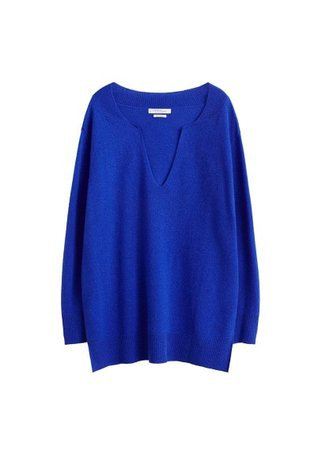 Violeta BY MANGO 100% cashmere sweater