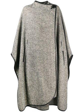 Isabel Marant, cape-style coat