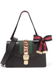 Gucci   Zumi small embellished leather shoulder bag   NET-A-PORTER.COM