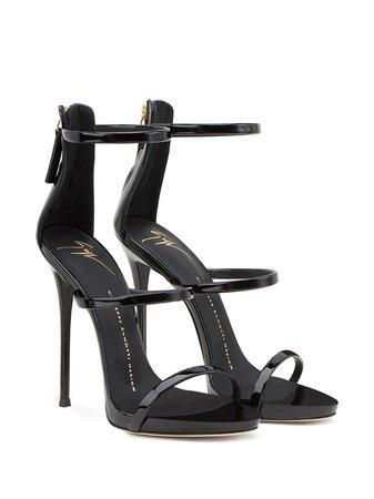 Giuseppe Zanotti Harmony 90 Sandals - Farfetch