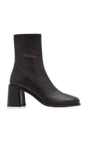 Low Mojo Leather Boots By Simon Miller   Moda Operandi