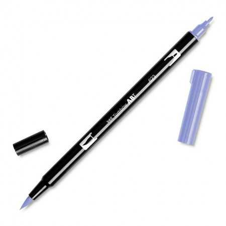 Dual Brush Pen, Purple Sage by Tombow - Cheap Joe's Art Stuff